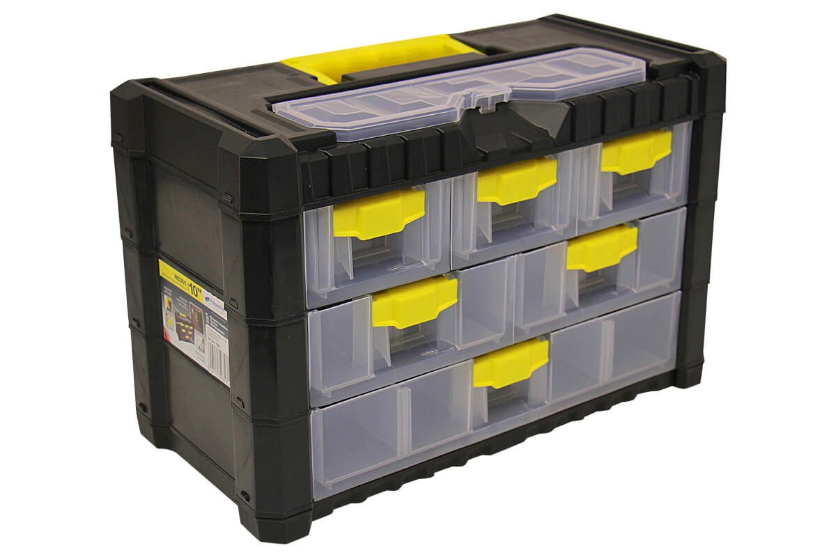 Sortimentskasten Sortimentskoffer Sortimentsbox Kleinteilemagazin Modell 301